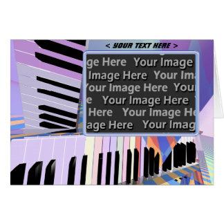 Cartão Fechado (quadro da foto)