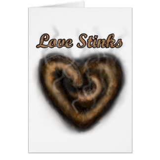 Cartão Fedores do amor