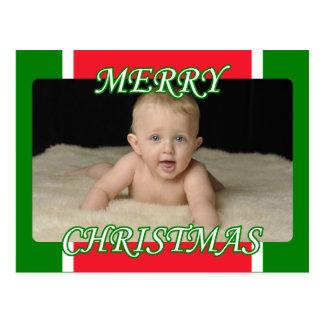 Cartão feito sob encomenda do Natal