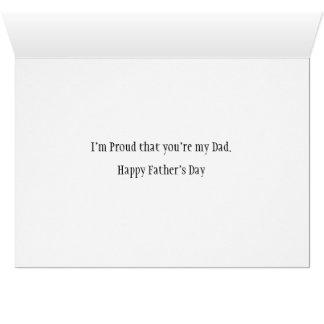 Cartão ~ feliz 2 do dia dos pais