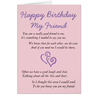 Cartão Feliz aniversario meu amigo