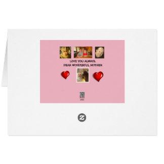 Cartão Feliz dia das mães 222