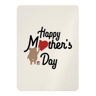 Cartão Feliz dia das mães Zg6w3