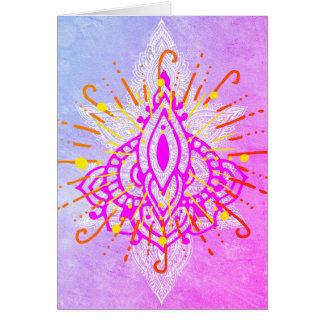 Cartão Feliz Diwali