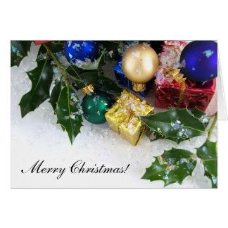 Cartão Feliz Natal!