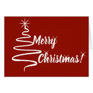 Cartão Feliz Natal