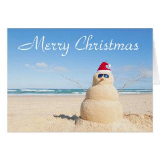 Cartão Feliz Natal de Austrália