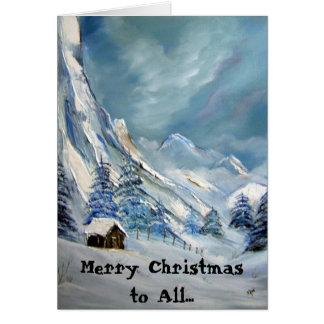 Cartão Feliz Natal de WhiteWeddingDay a tudo…