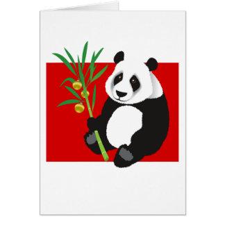 Cartão Feliz Natal do Urso-y