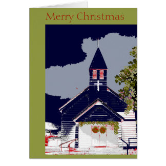 Cartão Feliz Natal você