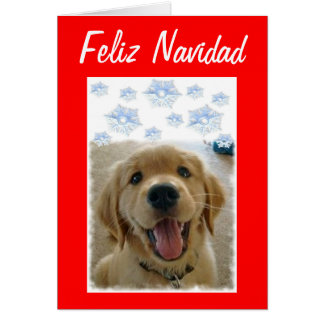 Cartão Feliz Navidad