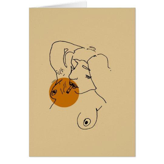 cartão FEMALE