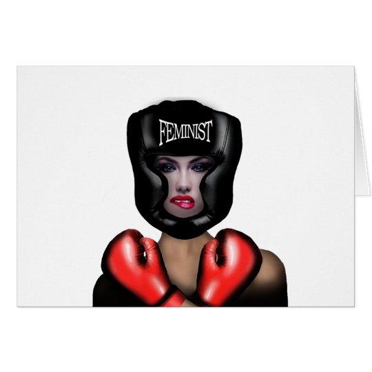 Cartão Feminista