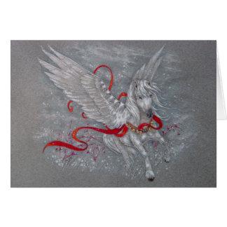 Cartão - feriado Pegasus