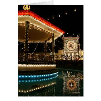 Cartão Festividades religiosas nos Açores