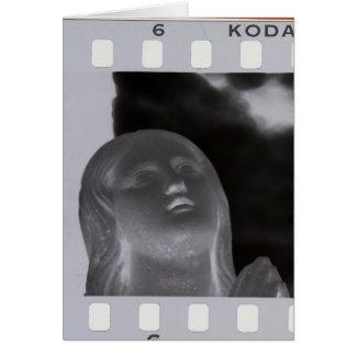 Cartão filme sagrado