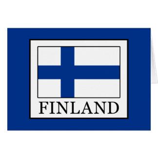 Cartão Finlandia