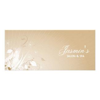 Cartão floral da cremalheira do Grunge Panfletos Informativos