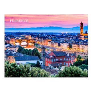 CARTÃO Florença, Italia