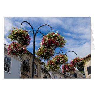 Cartão Flores da rua, Truro