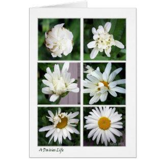 Cartão Florescido