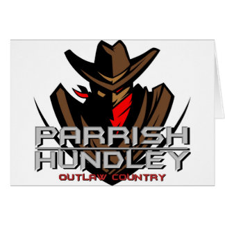 Cartão foragido do país de Parrish-Hundley
