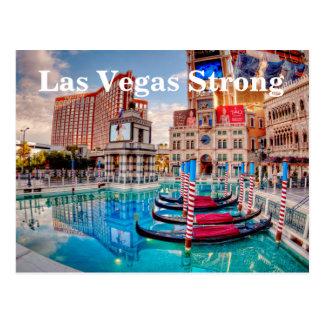 Cartão forte de Las Vegas