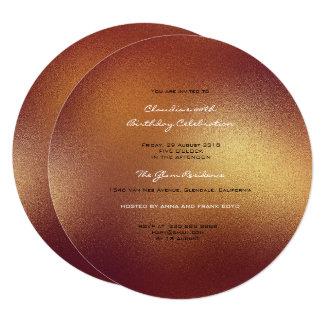 Cartão Fosco de vidro mínimo do planeta de Mercury do