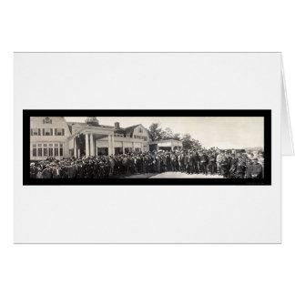 Cartão Foto 1909 do PA de Allegheny Pittsburgh