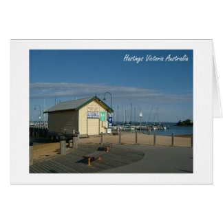 Cartão Foto de Hastings