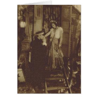 Cartão Foto do filme de Joana Crawford Nils Asther