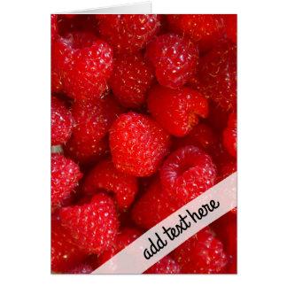 Cartão Fotografia cor-de-rosa escura bonito deliciosa da