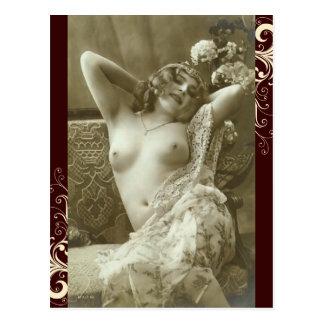 Cartão francês - nu Risque