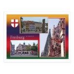 Cartão Freiburg Cartões Postais