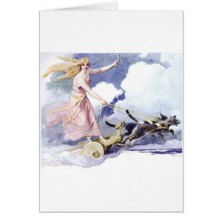 Cartão Freyja
