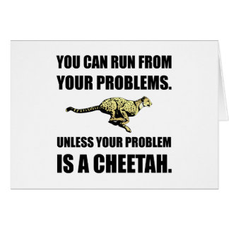 Cartão Funcione dos problemas a menos que chita