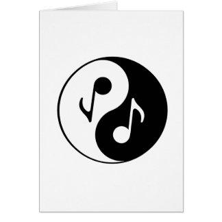 Cartão Fusão musical