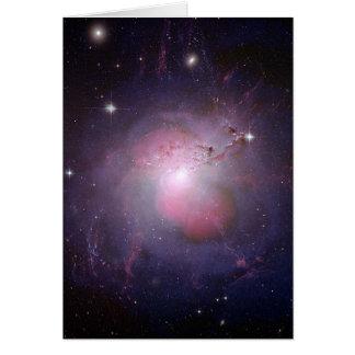 Cartão Galáxia do Active de Caldwell 24