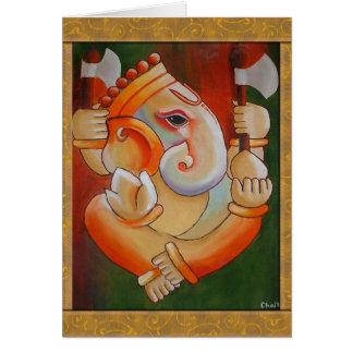 Cartão Ganapati