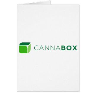 Cartão Ganhos de Cannabox