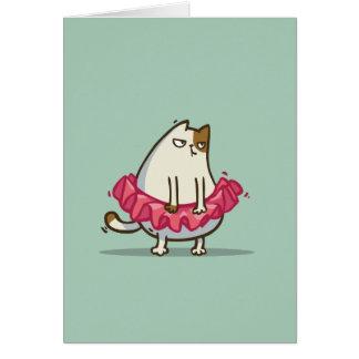 Cartão Gato №1 de sexta-feira