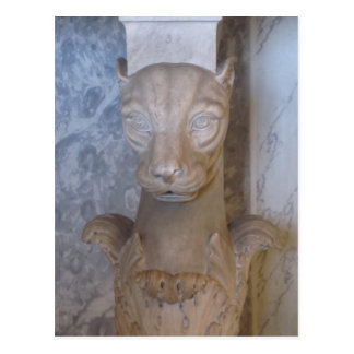 Cartão--Gato egípcio Cartão Postal