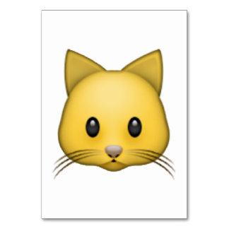 Cartão Gato - Emoji