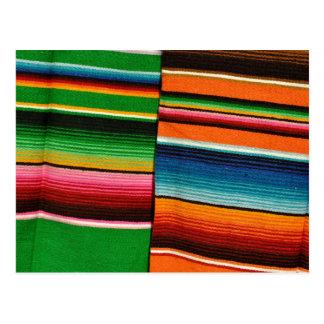 Cartão geral maia mexicano