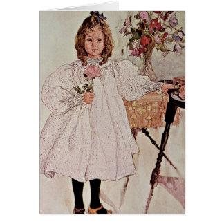 Cartão Gladys, 1895