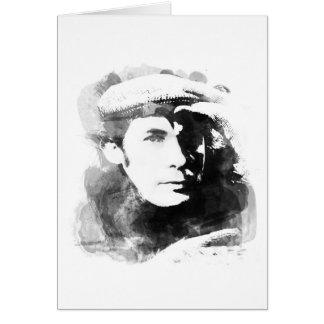 Cartão Glenn Gould