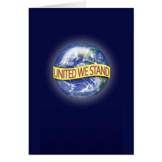 Cartão global do cumprimento/nota da unidade