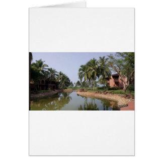 Cartão Goa India