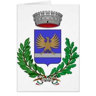 Cartão Gonzaga Stemma, Italia