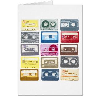 Cartão Gráfico de Mixtapes